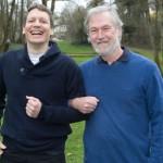 Thomas Schwenk und Heinz Stoye