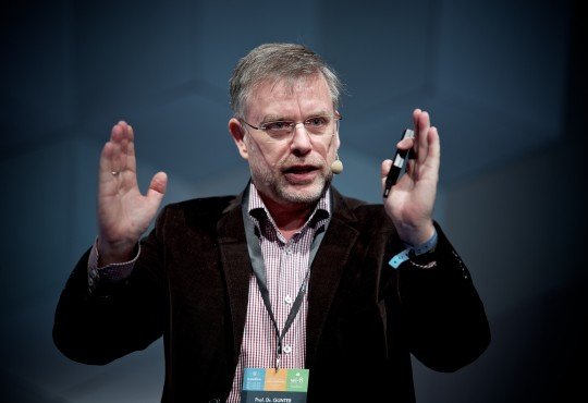 Prof. Gunter Dueck (Bild: Wikipedia)