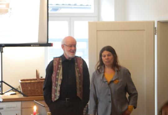 Rudolf Atsma und Edith Wolber
